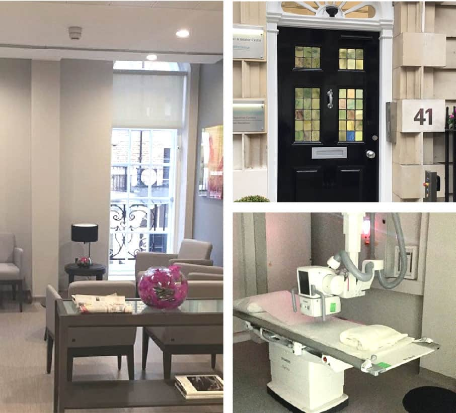 The Welbeck Street consulting rooms - London ...