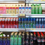 Sweetened drinks and cancers of the gut